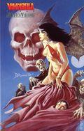Vampirella Mastervisions Art Card (1996) 8