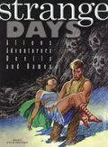 Strange Days Aliens, Adventurers, Devils, and Dames SC (2019 Underwood Books) Poster Book 1-1ST