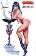 Vampirella Mastervisions Art Card (1996) 34
