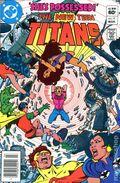 New Teen Titans (1980) (Tales of ...) Mark Jewelers 17MJ