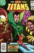 New Teen Titans (1980) (Tales of ...) Mark Jewelers 29MJ