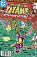 New Teen Titans (1980) (Tales of ...) Mark Jewelers 33MJ