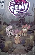My Little Pony Spirit of the Forest (2019 IDW) 2A