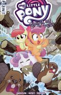 My Little Pony Spirit of the Forest (2019 IDW) 2B