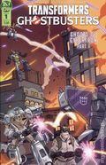 Transformers Ghostbusters (2019 IDW) 1A