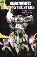 Transformers Ghostbusters (2019 IDW) 1RIC
