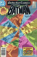 Detective Comics (1937 1st Series) 535