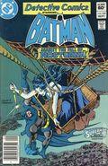 Detective Comics (1937 1st Series) 530
