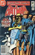 Detective Comics (1937 1st Series) 528