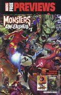 Marvel Free Previews Monsters Unleashed (2017 Marvel) 1