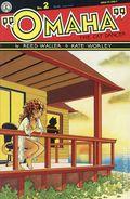 Omaha the Cat Dancer (1986 Kitchen Sink/Fantagraphics) 2REP