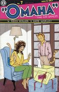 Omaha the Cat Dancer (1986 Kitchen Sink/Fantagraphics) 7REP