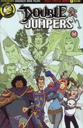 Double Jumpers Full Circle Jerks (2018 Action Lab Entertainment) 1