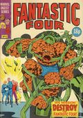 Fantastic Four Pocket Book (UK Series 1980-1982 Marvel UK) 12