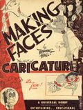 Making Faces The Art of Caricature (1940 Walter Foster) 0