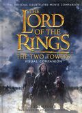 Lord of the Rings The Two Towers Visual Companion HC (2002 Houghton Mifflin) 1N-1ST