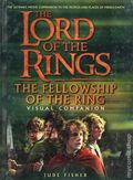Lord of the Rings The Fellowship of the Ring Visual Companion HC (2001 Houghton Mifflin) 1N-1ST