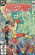 Firestorm (1982 2nd Series) 5