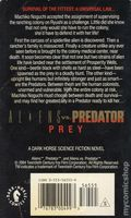 Aliens vs. Predator PB (1994 A Bantam Novel) 1-REP