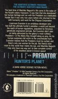 Aliens vs. Predator PB (1994 A Bantam Novel) 2-REP