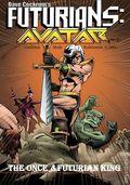 Futurians Avatar TPB (2011 David Miller Studios) 1-1ST