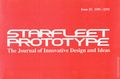 Starfleet Prototype: The Journal of Innovative Design and Ideas SC (1992) 1-1ST
