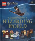 LEGO Harry Potter The Magical Guide to the Wizarding World HC (2019 DK) 1-1ST