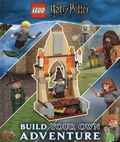 LEGO Harry Potter Build Your Own Adventure HC (2019 DK) Book and Mini Figurine 1N-1ST