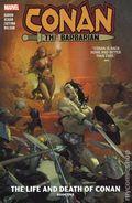 Conan the Barbarian TPB (2019 Marvel) 1-1ST