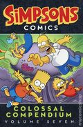 Simpsons Comics Colossal Compendium TPB (2013-Present Bongo) 7-1ST