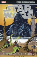 Star Wars Legends: The Newspaper Strips TPB (2017-2019 Marvel) Epic Collection 2-1ST