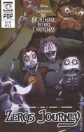 Nightmare Before Christmas Zero's Journey (2018 Tokyopop) 11