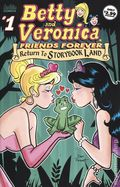 Betty and Veronica Friends Forever Return to Storybook Land (2019 Archie Comics) 1