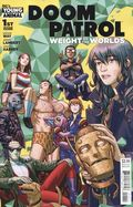 Doom Patrol Weight of the Worlds (2019) 1A