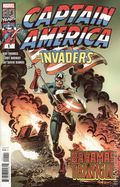 Captain America Invaders Bahamas Triangle (2019 Marvel) 1A