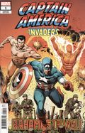 Captain America Invaders Bahamas Triangle (2019 Marvel) 1C
