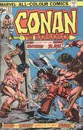 Conan the Barbarian (1970 Marvel) UK Edition 53UK