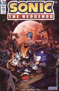 Sonic The Hedgehog (2018 IDW) 18B