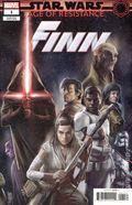 Star Wars Age of Resistance Finn (2019 Marvel) 1E