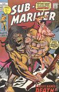 Sub-Mariner (1968) UK Edition 42UK