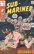 Sub-Mariner (1968) UK Edition 41UK