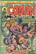 Conan the Barbarian (1970) UK Edition 32UK