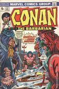 Conan the Barbarian (1970) UK Edition 33UK