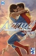 Action Comics (2016 3rd Series) 1000THIRDEYE