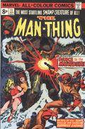 Man-Thing (1974 1st Series) UK Edition 11UK