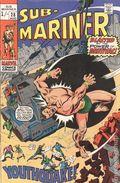 Sub-Mariner (1968) UK Edition 28UK