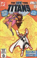 New Teen Titans (1980) UK Edition 3UK