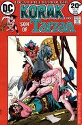 Korak Son of Tarzan (1964 Gold Key/DC) 55