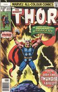 Thor (1962-1996 1st Series) UK Edition 272UK