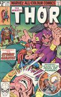 Thor (1962-1996 1st Series) UK Edition 295UK